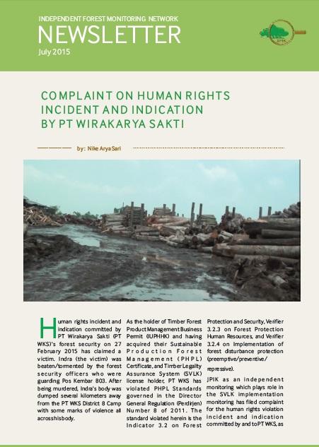 JPIK Newsletter 3rd Edition