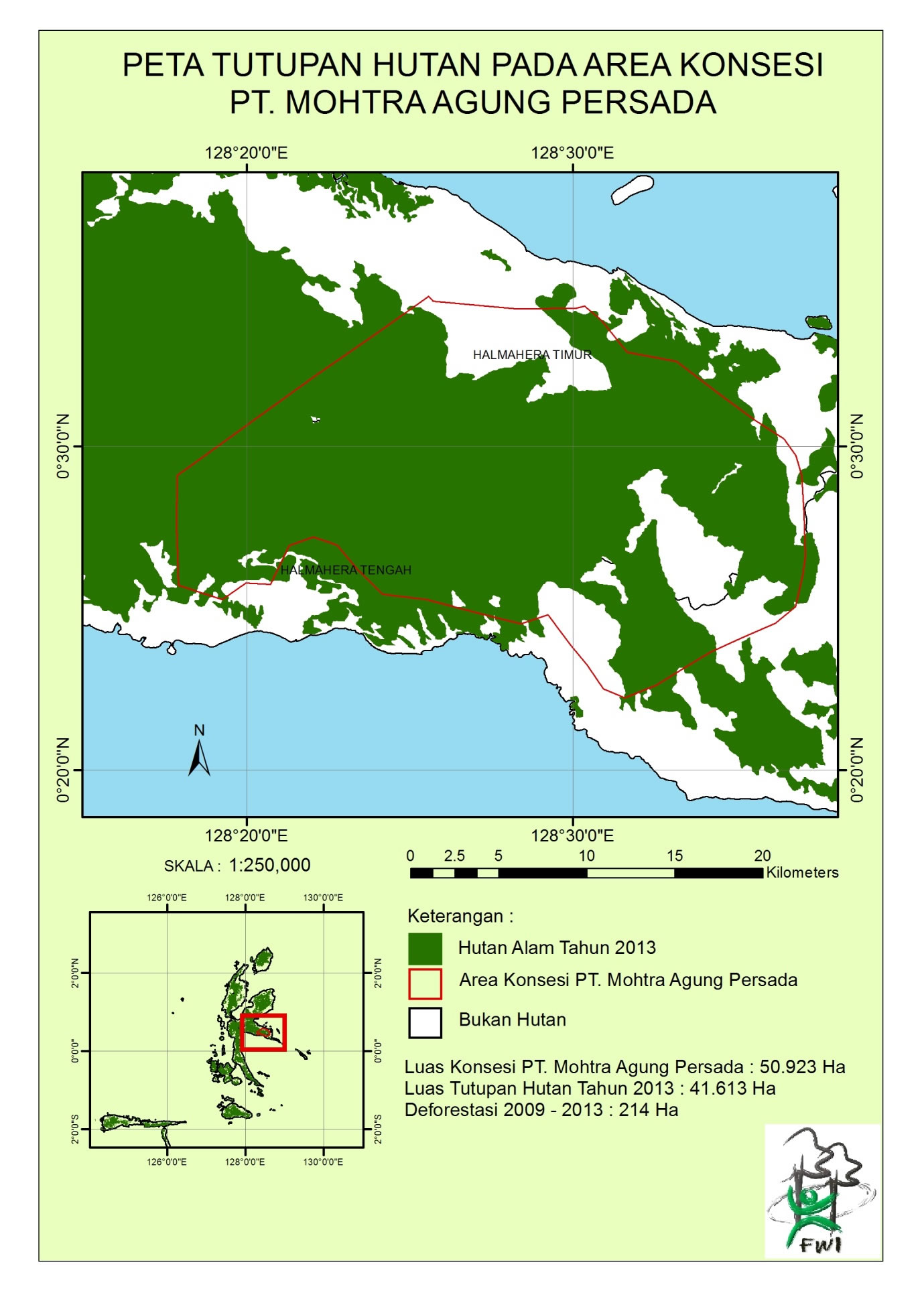SVLK Violations and Denial of Natural Forest and Peatland Protection Policies
