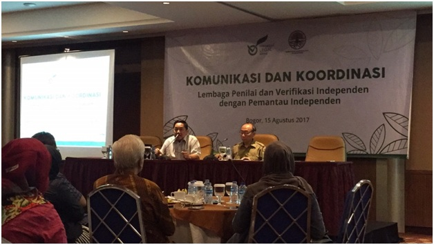 KLHK Holds Meeting for PIs and Certification Instutions to Establish Communication and Coordination