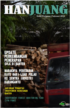 JPIK Banten Issue First Edition Bulletin