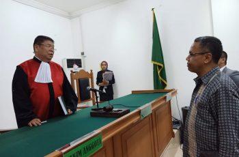 Palangkaraya District Court Grants KLHK Karhutla Lawsuit against PT. AUS