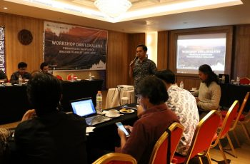 Workshop and Training of Independent Investigation for Local/ Indigenous Communities in Three