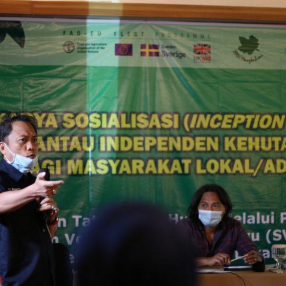 Partisipasi Masyarakat Adat dan Lokal dalam Mewujudkan Tata Kelola Hutan yang Baik